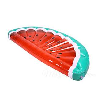 Watermelon Giant Pool Float