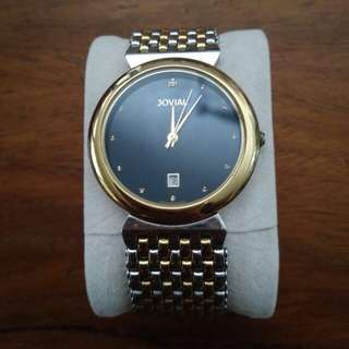 Jovial Two Toned watch
