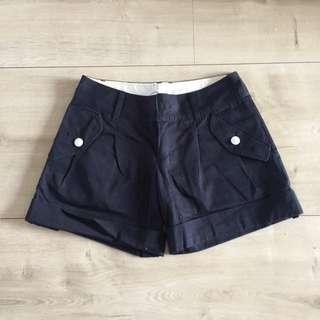 Arnold Palmer 雨傘牌 深藍 短褲
