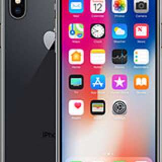 IPhone X 256GB space gray ready stock !!!