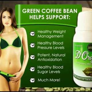 D'Original Slimming Coffee