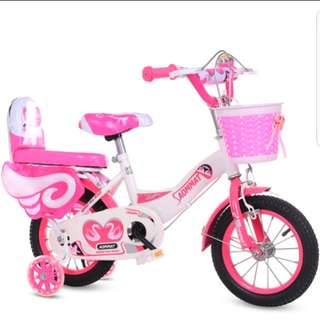 Kids Bicycle/ baby girl/ baby boy/ children's bike/ toy/ tricycle