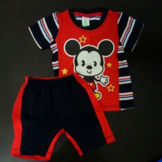 Mickey Mouse Set