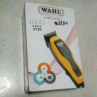 Wahl electrical hair trimmer blade