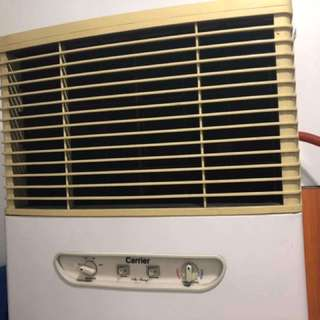 Carrier Mounted Aircon