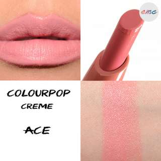 BN Colourpop Lippiestix Ace - Creme