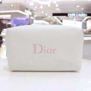 全新 迪奧 Dior雪晶靈透亮 化妝包 手拿包 限量