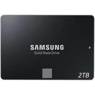 SAMSUNG SSD 850 EVO 2TB