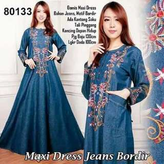 Gamis jeans