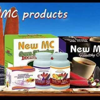 New MC Products juice