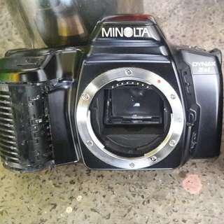 Minolta Dynax 3xi Faulty Camera