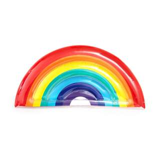 Rainbow Giant Pool Float