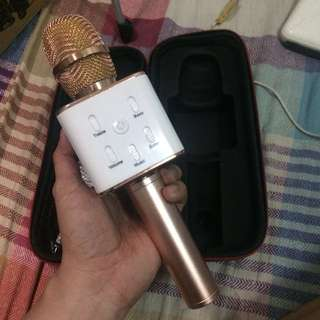 Bluetooth Microphone + Speaker