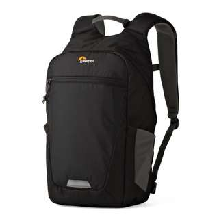 LOWEPRO PHOTO HATCHBACK BACKPACK 150 AW II -BLACK/GREY