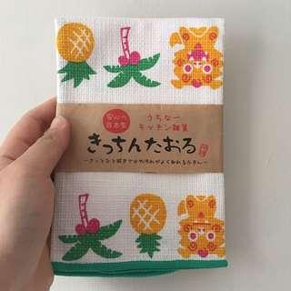 ⭐️⭐️日本製沖繩石獅子手巾⭐️⭐️
