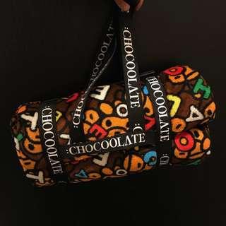 Chocolate x Bape 毛毯 現貨六條