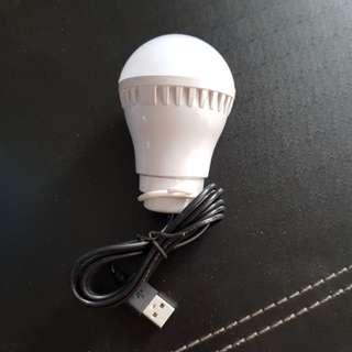 Usb lampu