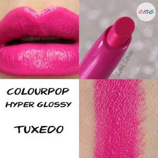 BN Colourpop Lippiestix Tuxedo - Hyper Glossy