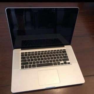 """15.4"""" MacBook Pro 8,2 (2011)"""