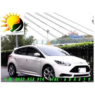 2013年 FOCUS 國產車價位 進口車等級高安全性 月付7388 即刻入主  ~ ~ ~ ~ ~