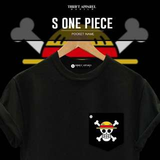 S One Piece Pocket Tees