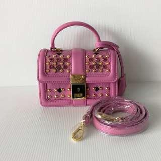 Authentic M*M Mini Bag