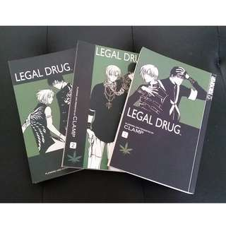 Legal Drug Manga