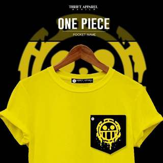 One Piece Pocket Tees