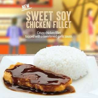CHICKEN FILLET WITH SAUCE 1KL.per pack