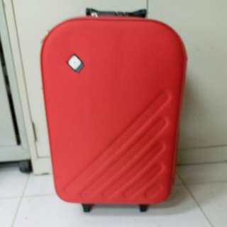 2 Wheels Luggage Size H 21inch W 13inch