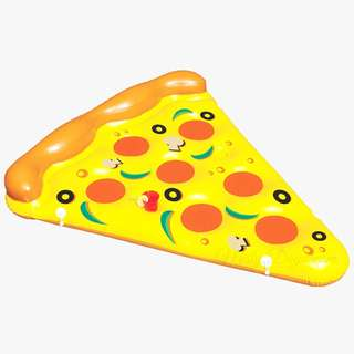 Pizza Giant Pool Float
