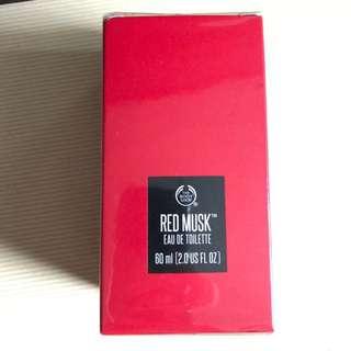 The Body Shop Red Musk Eau De Toilette