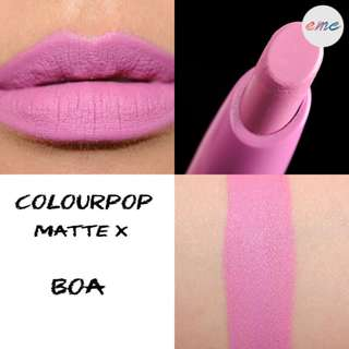 BN Colourpop Lippiestix Boa - Matte X