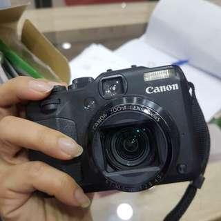 🚚 canon G12