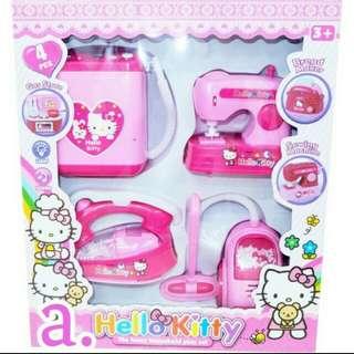 Hello Kitty Simulation Toy