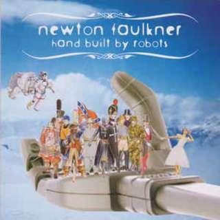 Newton Faulkner – Hand Built By Robots