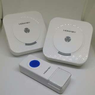 Homa system wireless doorbell