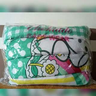 Gendongan Bayi Samping Head Cover