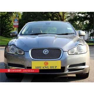 Jaguar XF 3.0A Premium Luxury