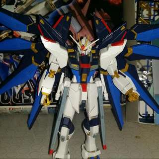 Gundam Bandai Built Strike Freedom