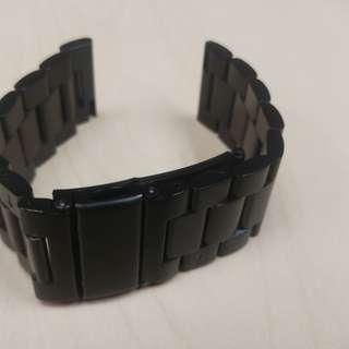 Samsung Gear S3 黑鋼錶帶