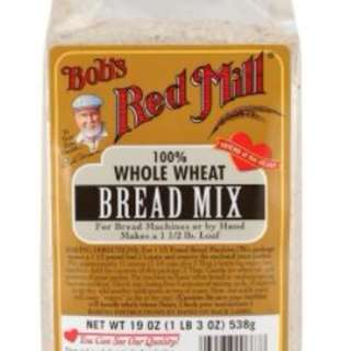 Bob's Red Mill, Bread Mix, 100% Whole Wheat