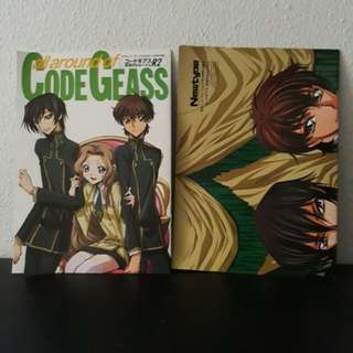 Code geass Double sided poster