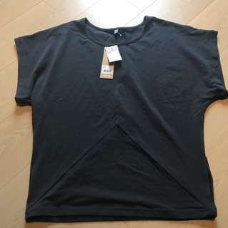 Pure Apparel Black Top Size 6
