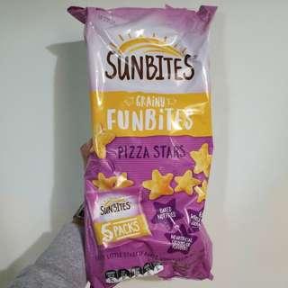 Sunbites Pizza Stars