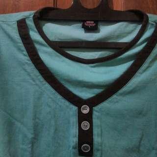 SALE.... Baju atasan/ top/ blouse/ tunik/ baju zenitha sz L besar