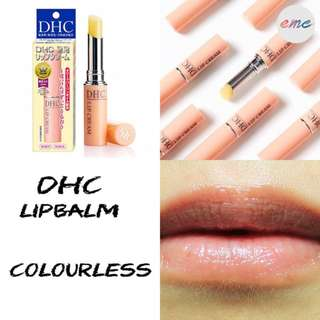 BN DHC Lip Cream Lipbalm