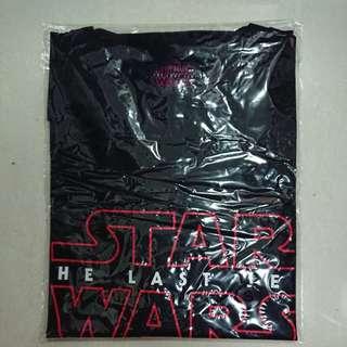 [全新 brand new] Star war T-shirt / Tshirt