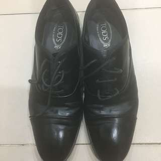 Tods pantovel Size 11,5 Made In Italy