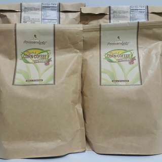 Aromacology Roasted Corn Coffee with Herbs